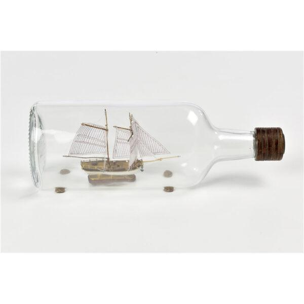 Hannah -Hajó a palackban építőkészlet Amati