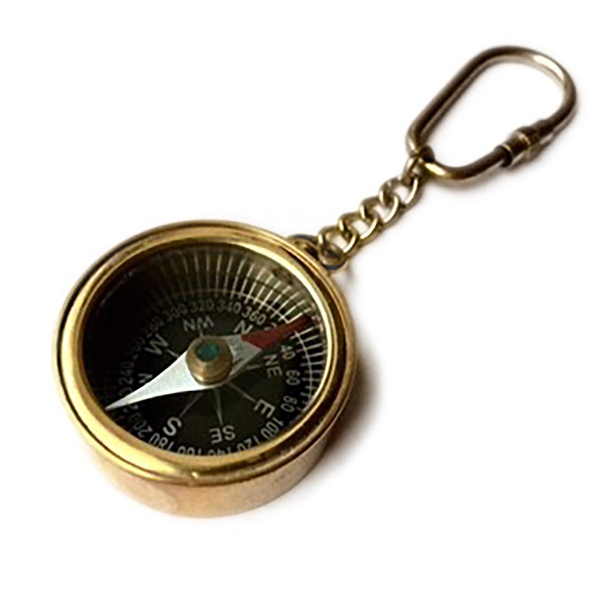 Kulcstartó horgony 5 cm Kulcstartó