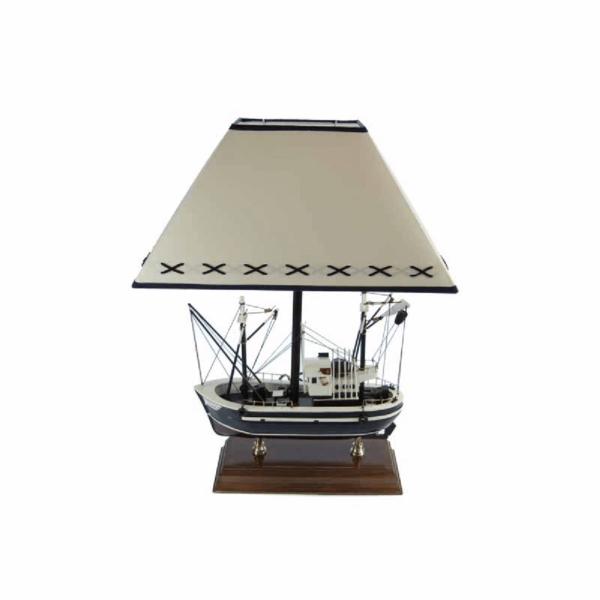 Halászlámpa FEHÉR 30 cm Lámpa