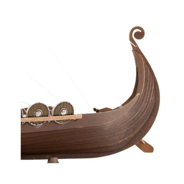 Viking hajó hajómakett építőkészlet Amati