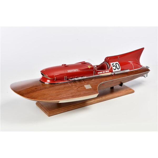 Arno XI Ferrari hajómakett építőkészlet Amati