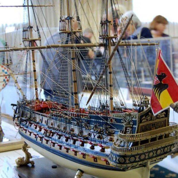 San Felipe hajómakett építőkészlet Panart