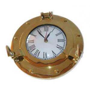 Hajóablak órával 20 cm Óra