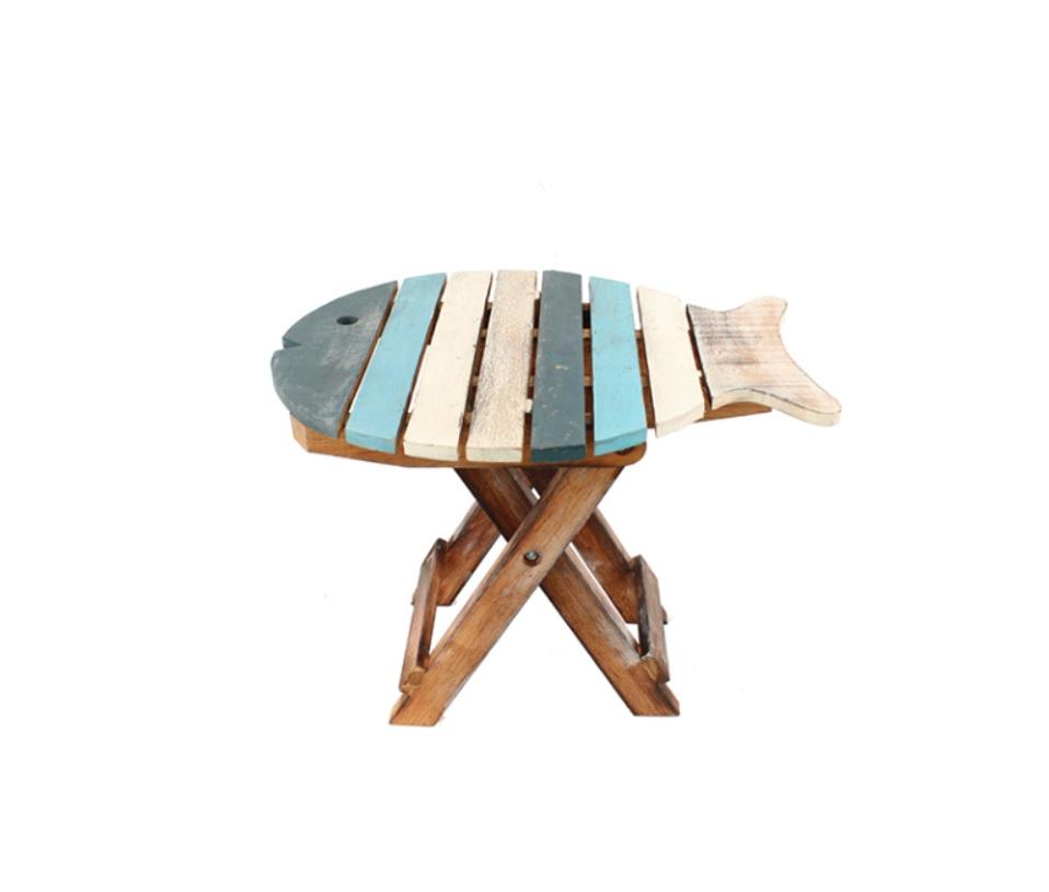 Halas összecsukható szék Asztal