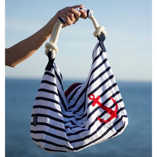 Hajós divat, táska