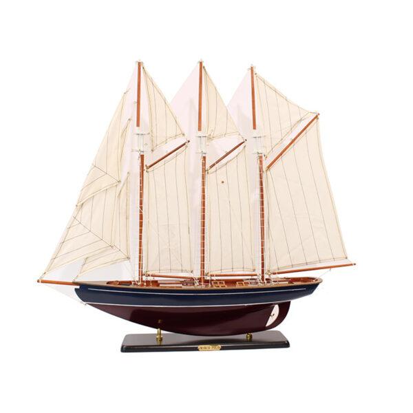 Marco Polo vitorlás 41cm Vitorlás hajómakett