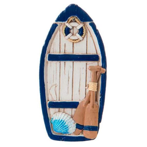 Hűtőmágnes csónak Hűtőmágnes