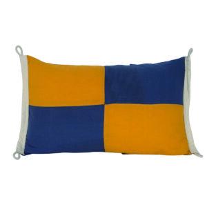 Mentőöv párna kék 42 cm Párna, takaró