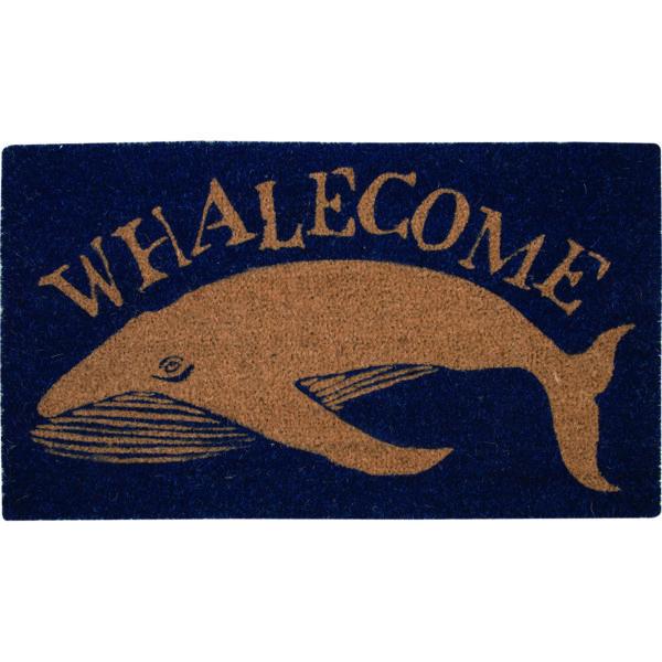 Lábtörlő bálnás 70 cm Lábtörlő, szőnyeg