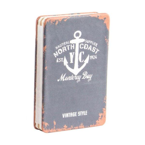 Hajós füzet 80 oldalas kék Könyvek, tervrajzok