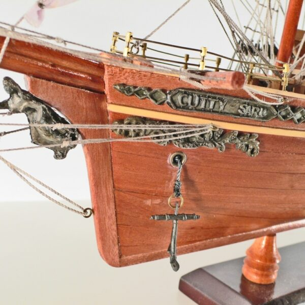 Cutty Sark makett Történelmi makett