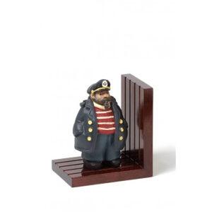 Könyvtámasz kapitány