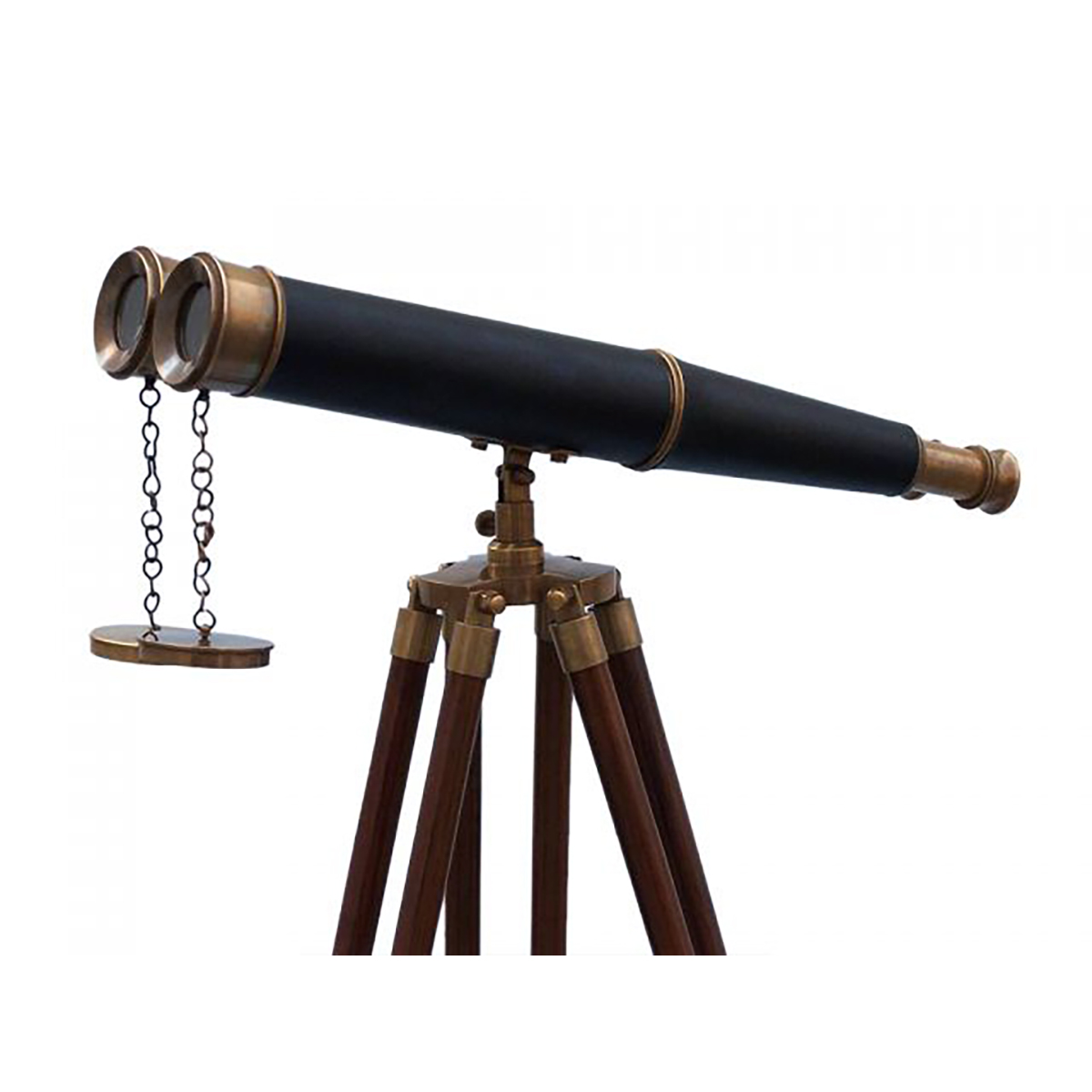Admirális bronz álló távcső Távcső