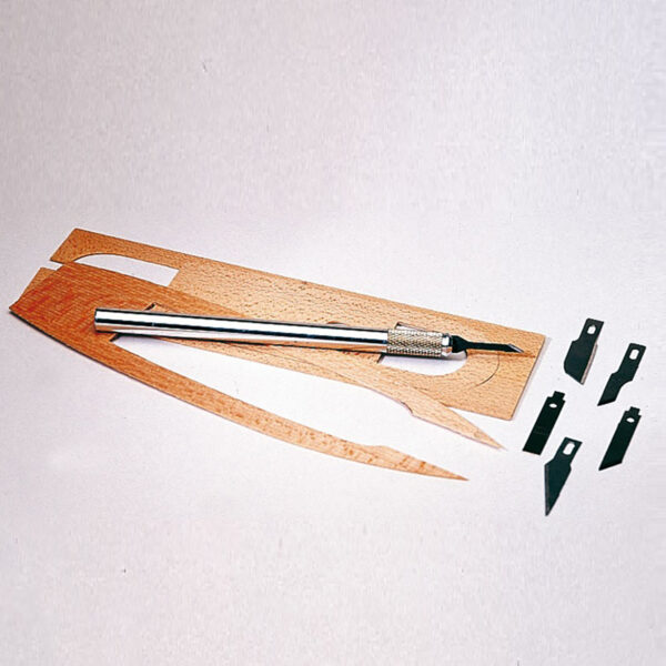 Makettező kés készlet Szerszámok