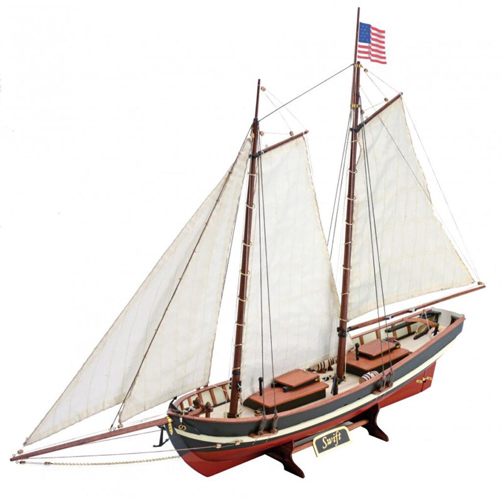Swift hajómakett építőkészlet Artesania Latina