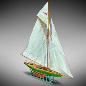 Shamrock hajómakett építőkészlet Gyerek kitt