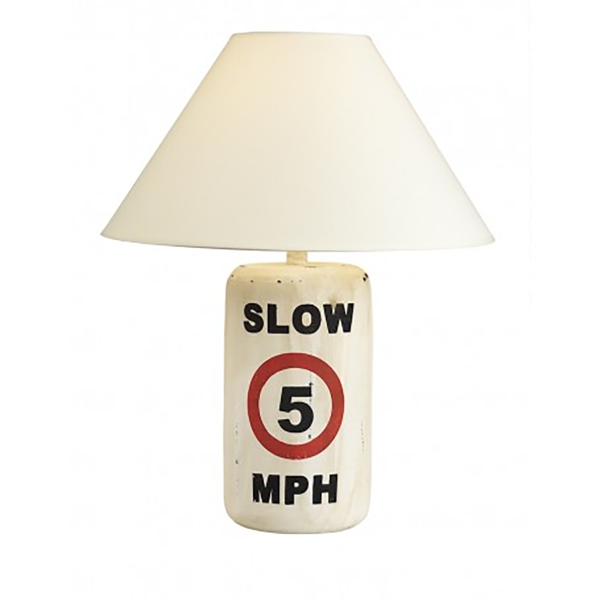 Bója éjjeli lámpa Slow 5 MPH Bója