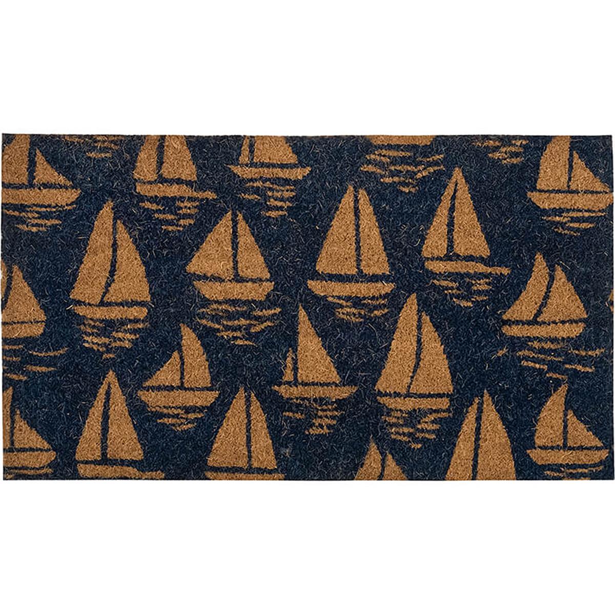 Lábtörlő vitorlás 70 cm Lábtörlő, szőnyeg