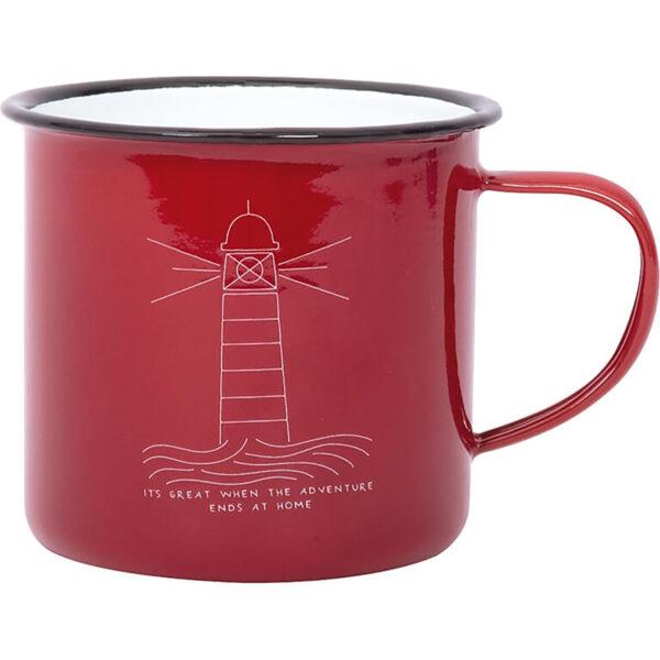 Bögre pléh kávés világítótornyos Borkellék, Konyha