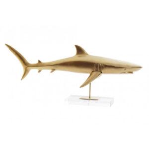 Cápa Arany 79,5cm Vicces ajándék