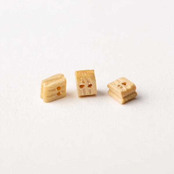 Csiga blokk két soros 3 mm Kiegészítők